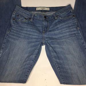 The A & F  Emma Women's Jeans 26 x 33 Boot cut